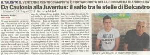 SPORT.Da Caulonia alla Juventus
